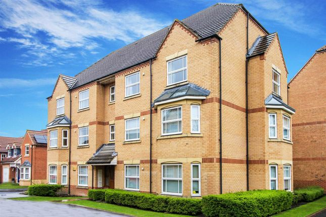 Thumbnail Flat to rent in Fenwick Close, Backworth, Newcastle Upon Tyne