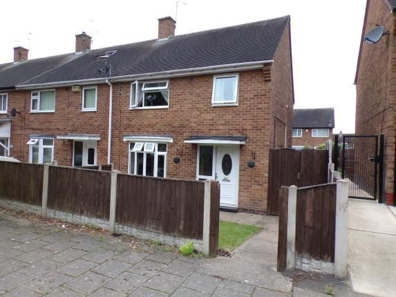 Thumbnail End terrace house for sale in Fallow Close, Clifton, Nottingham
