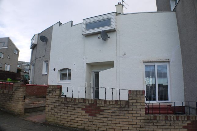 Thumbnail Terraced house to rent in Houliston Avenue, Inverkeithing, Fife