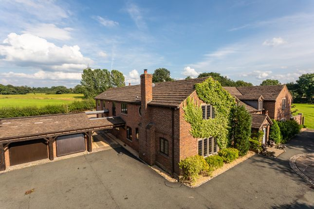 Thumbnail Detached house for sale in Bollington Lane, Nether Alderley, Macclesfield