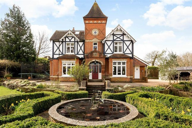 Thumbnail Detached house for sale in Ferndale Road, Burgess Hill