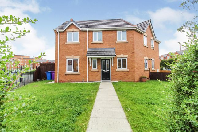 3 bed semi-detached house for sale in Shadowbrook Drive, Liverpool L24