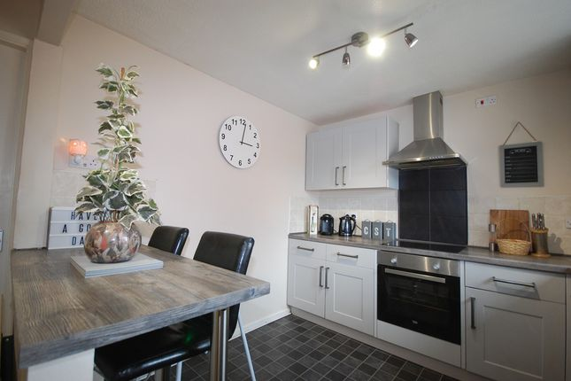 Thumbnail Flat for sale in Brookside, Boosbeck