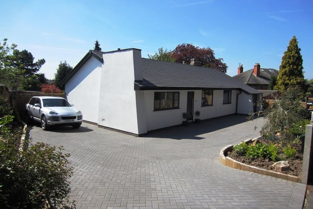 Thumbnail Detached bungalow for sale in Clay Street, Stapenhill, Burton-On-Trent