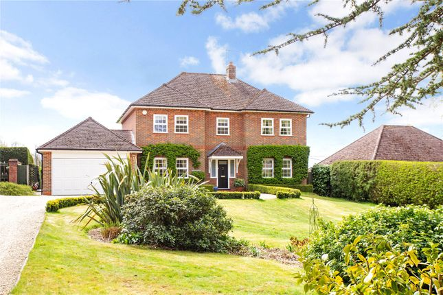 5 bed detached house for sale in Redlands Lane, Ewshot, Farnham, Hampshire GU10