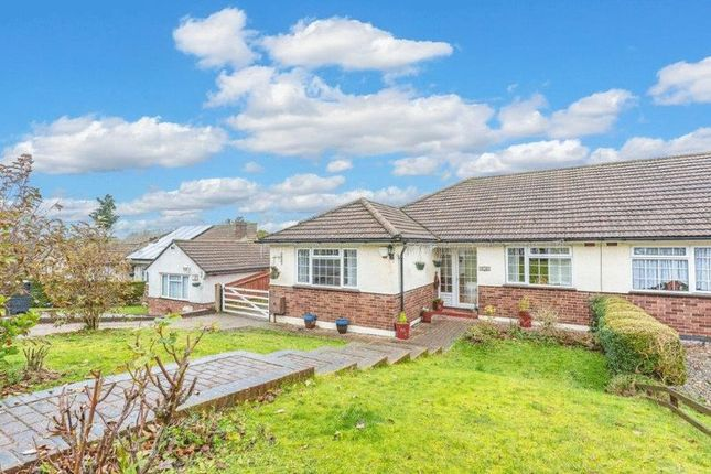 Thumbnail Semi-detached bungalow for sale in Rydons Wood Close, Old Coulsdon, Coulsdon