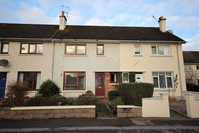 Thumbnail Terraced house for sale in 42 Diriebught Road, Millburn, Inverness