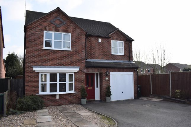 Thumbnail Detached house for sale in Royal Lane, Overseal, Swadlincote