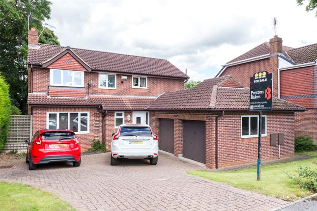 Thumbnail Detached house for sale in Sycamore View, Sprotbrough, Doncaster