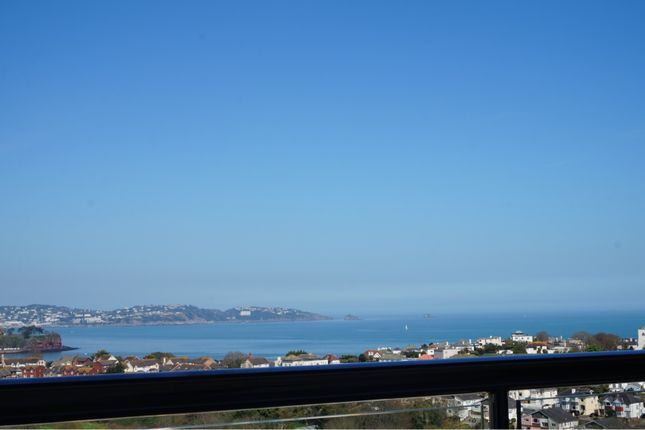 Thumbnail Flat for sale in Palm Tree View, Paignton