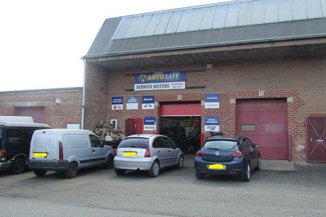 Thumbnail Parking/garage for sale in Hoyer Industrial, South Road, Ellesmere Port