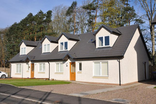 Thumbnail Bungalow for sale in The Mowbray, North Broomlands, Kelso