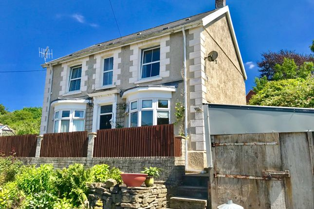 Thumbnail Detached house for sale in Woodlands Terrace, Resolven, Neath