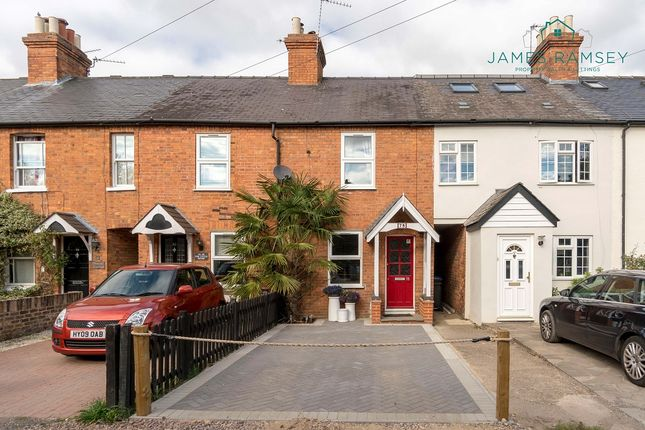 Thumbnail Terraced house for sale in Prairie Road, Addlestone