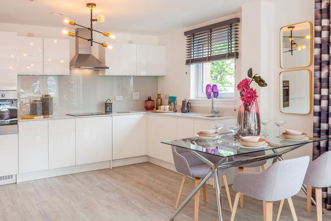 "2 bedroom flat for sale in ""Type S-1"" at Bonnington Road Lane, Edinburgh"