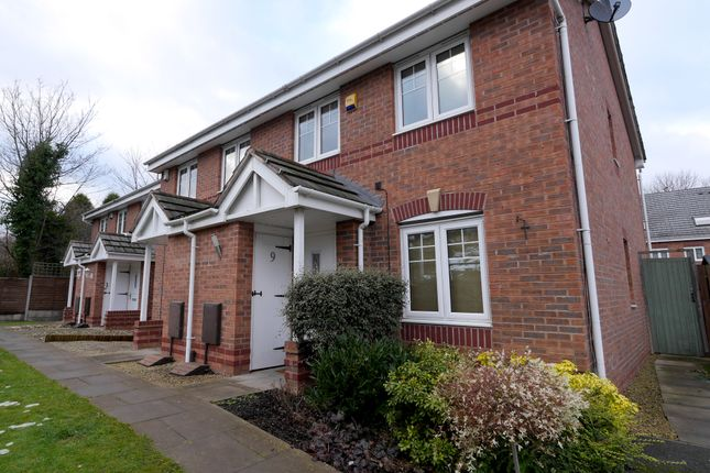Thumbnail Terraced house for sale in The Beck, Dudley