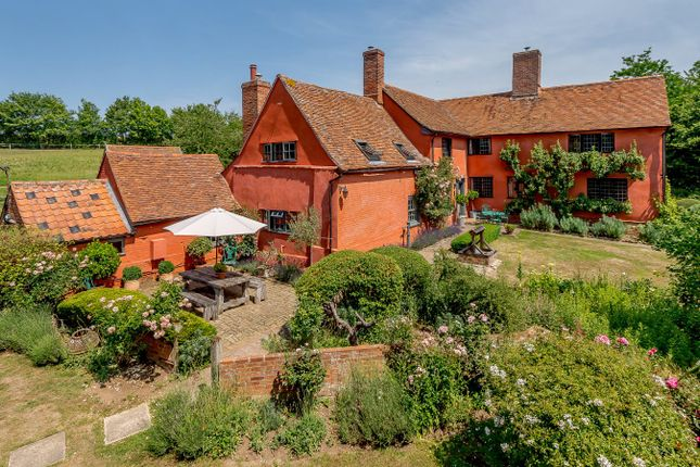 Thumbnail Detached house for sale in Lower Raydon, Ipswich, Suffolk