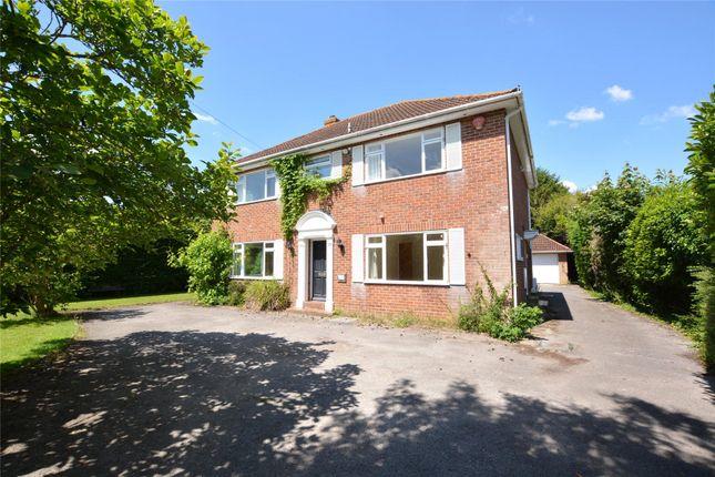 Thumbnail Detached house for sale in Rookes Lane, Lymington, Hampshire