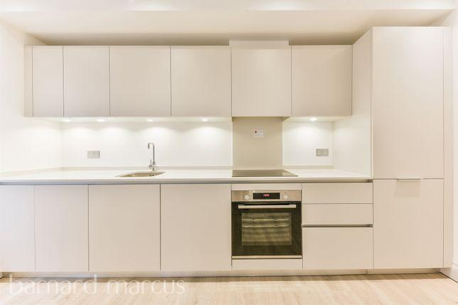 Thumbnail Flat for sale in Devonhurst Place, Heathfield Terrace, London
