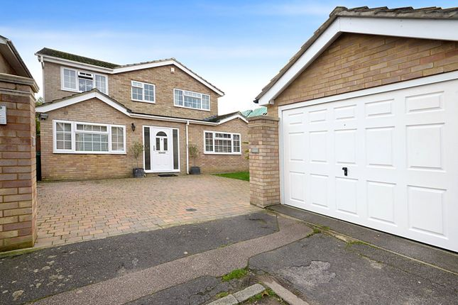 Detached house for sale in Horley, Surrey