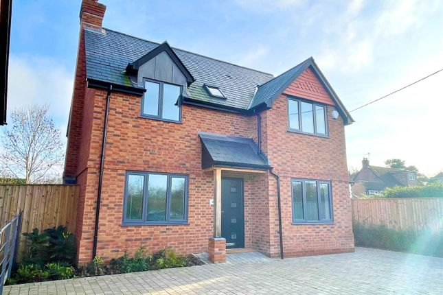 Thumbnail Detached house for sale in Lopcombe Place, Wash Water, Newbury