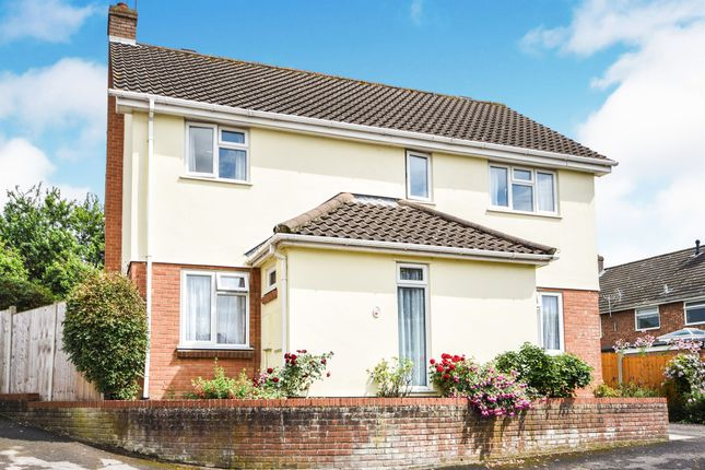 Thumbnail Detached house for sale in Dampier Road, Coggeshall, Colchester
