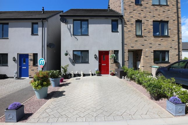 Thumbnail Semi-detached house for sale in Stannary Road, Camborne