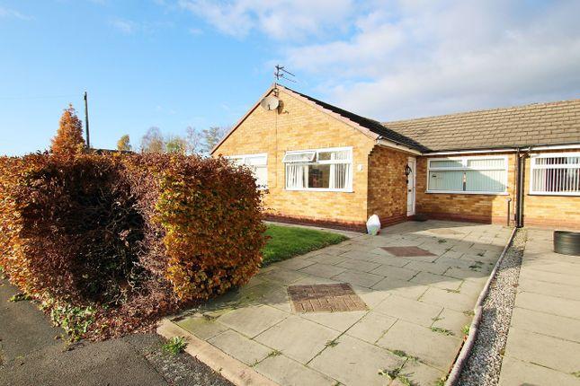 Thumbnail Semi-detached bungalow for sale in Oakdene Avenue, Woolston, Warrington