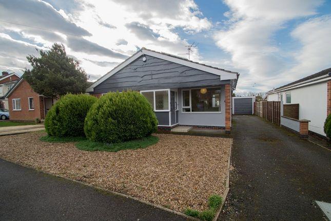 Thumbnail Detached bungalow for sale in Mackleys Lane, North Muskham, Newark