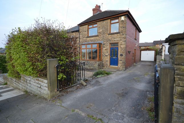 Thumbnail Semi-detached house for sale in Blagden Lane, Newsome, Huddersfield, West Yorkshire