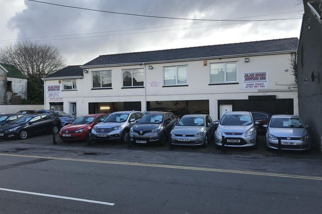 Thumbnail Retail premises for sale in Brecon Road, Merthyr Tydfil