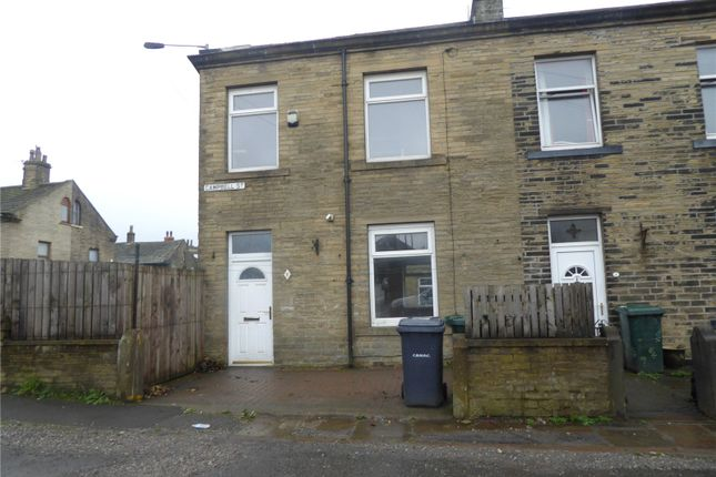 Thumbnail End terrace house to rent in Campbell Street, Queensbury, Bradford
