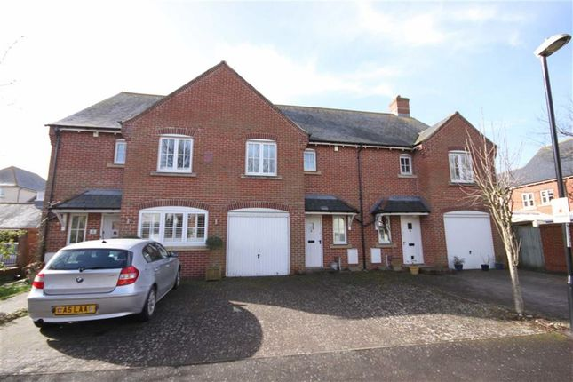 Thumbnail Town house for sale in Wick Point Mews, Christchurch, Dorset
