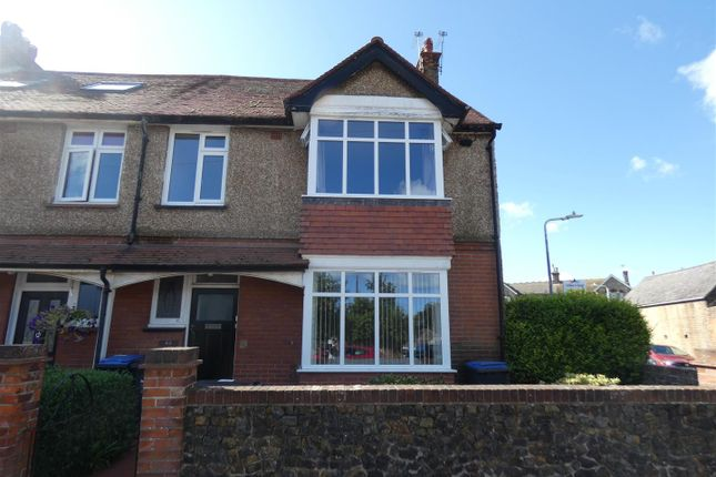 Thumbnail Flat to rent in Walmsley Road, Broadstairs