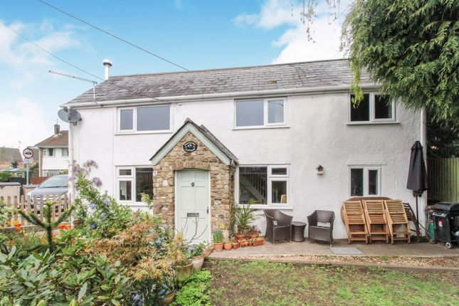 Thumbnail Cottage for sale in Ponthir, Newport