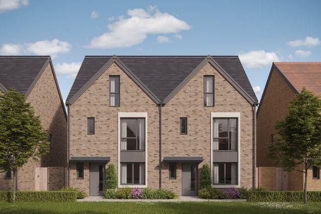 Thumbnail Semi-detached house for sale in Bradford Road, Bath