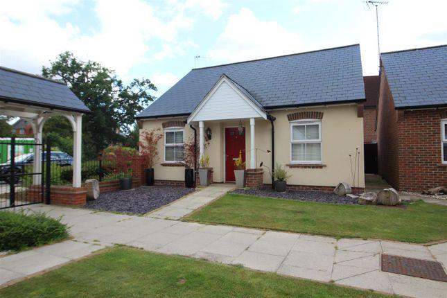 Thumbnail Detached bungalow for sale in Sunwood Drive, Sherfield-On-Loddon, Hook
