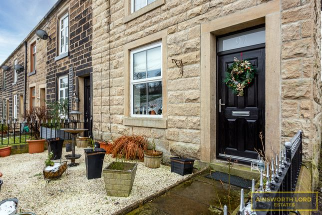 Thumbnail Cottage for sale in Chatterton Road, Ramsbottom, Bury
