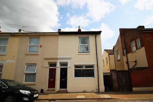 Thumbnail Property to rent in Napier Road, Southsea