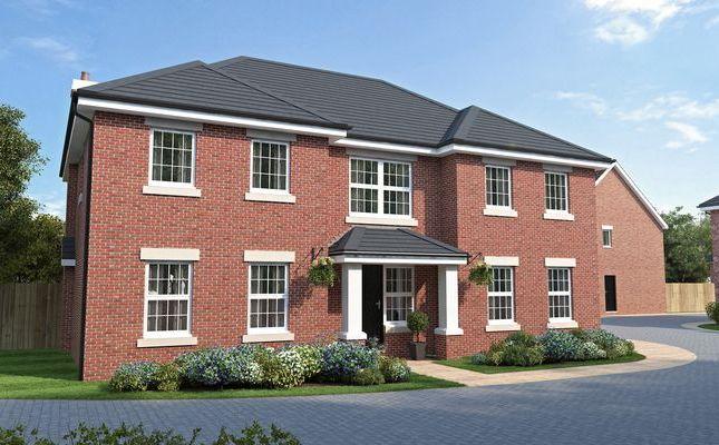 Thumbnail Detached house for sale in Woodview, Snells Nook Lane, Nanpantan