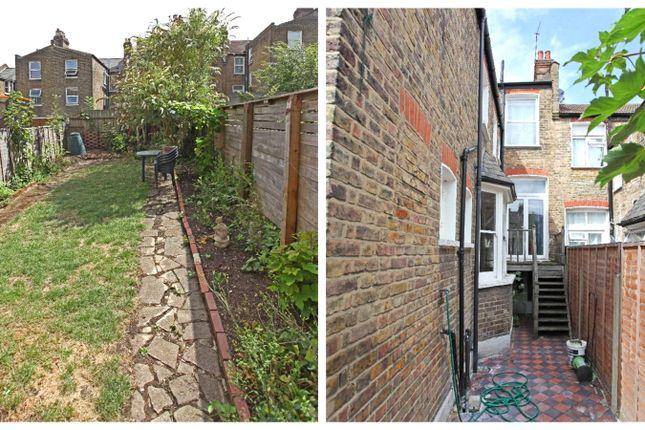 Garden of Mattison Road, London N4