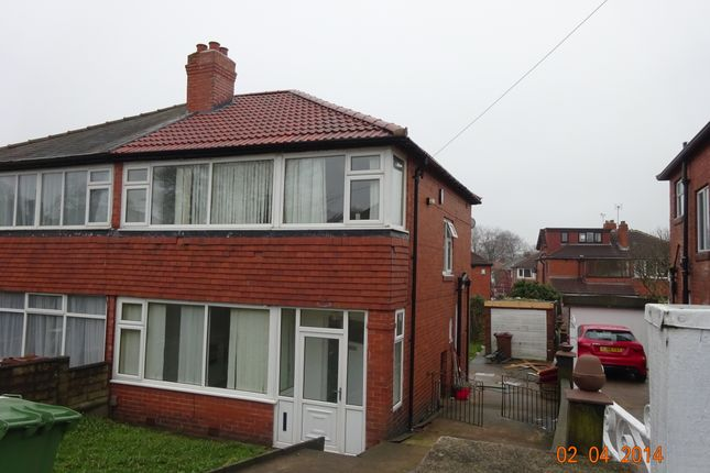 Thumbnail Semi-detached house to rent in Henconner Road, Leeds