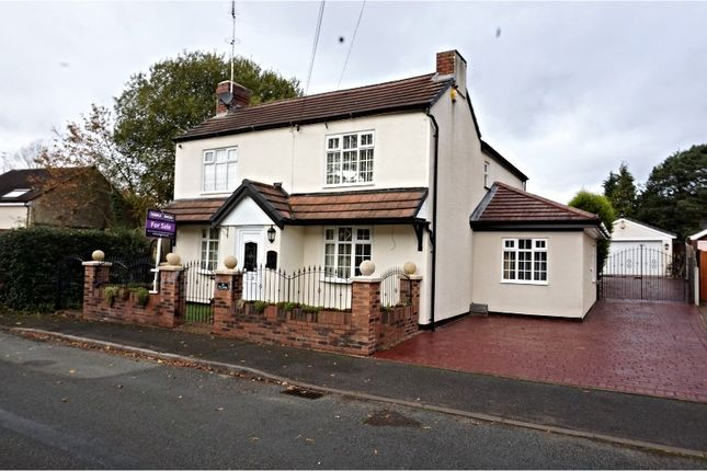 Thumbnail Detached house for sale in Queens Road, Wolverhampton