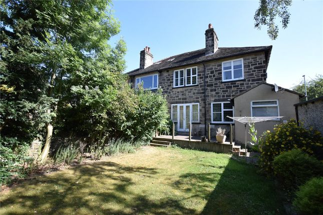Thumbnail Semi-detached house to rent in Gledhow Lane, Leeds, West Yorkshire