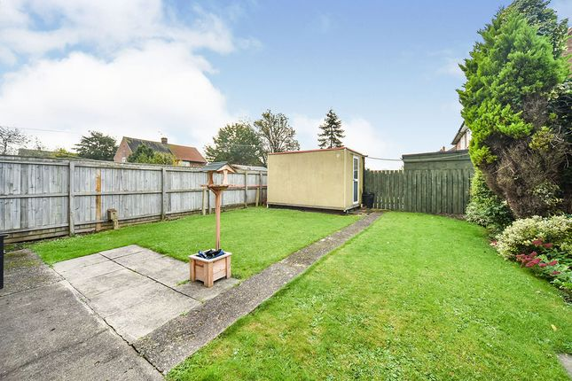 Rear Garden of Anson Road, Hull, East Yorkshire HU9