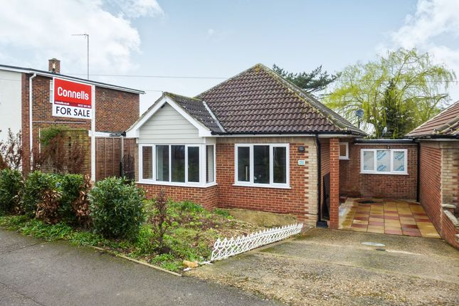 Thumbnail Detached bungalow for sale in High Dells, Chantry Lane, Hatfield