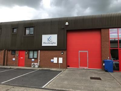 Thumbnail Light industrial for sale in Rowood Industrial Estate, Murdock Road, Bicester, Oxfordshire