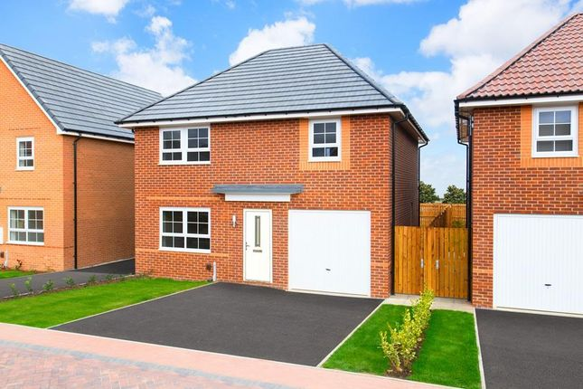 "4 bed detached house for sale in ""Windermere"" at St. Michaels Avenue, New Hartley, Whitley Bay NE25"