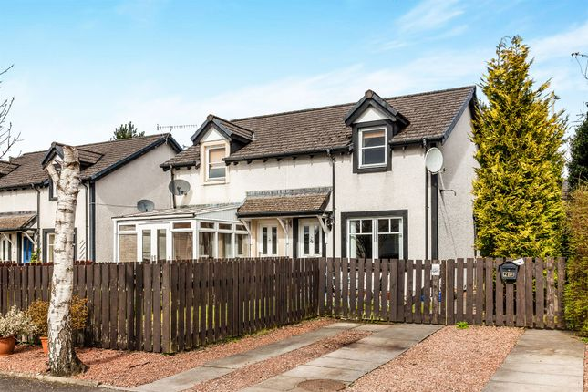Thumbnail Semi-detached house for sale in Glengyle Place, Callander