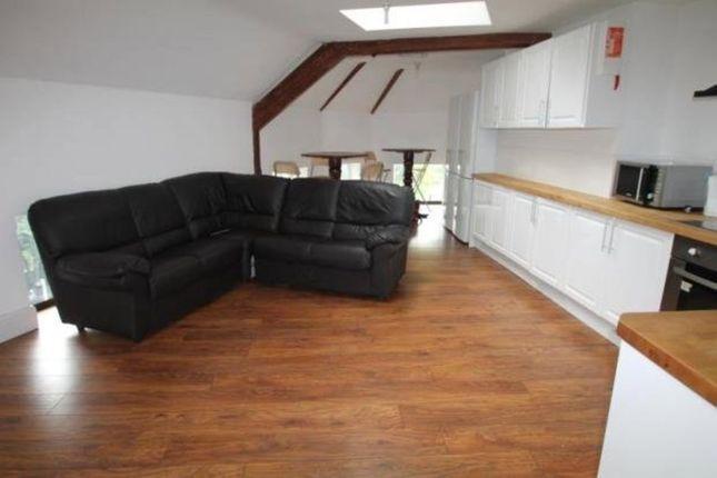 Thumbnail Flat to rent in Glasshouse Street, Nottingham